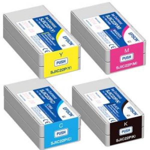Картридж S020603 Epson ColorWorks C3500 Magenta