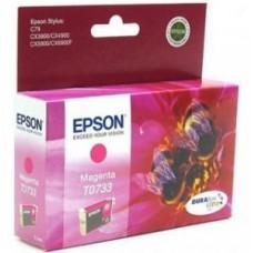 Картридж T07334A Epson Stylus C79/C110/CX3900/4900/5900/6900F/7300/8300/TX20x/TX40x Magenta
