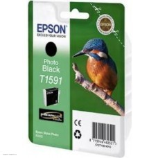 Картридж T15914010 Epson Stylus Photo R2000 Black