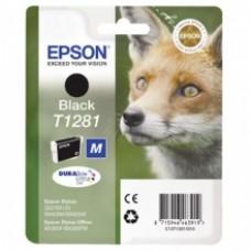 Картридж T12814010 Epson Stylus S22/SX125/130/230/235/420/425W/430/435W/Office BX305F/BX305FW Black