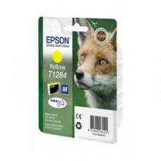 Картридж T12844010 Epson Stylus S22/SX125/130/230/235/420/425W/430/435W/Office BX305F/BX305FW Yellow
