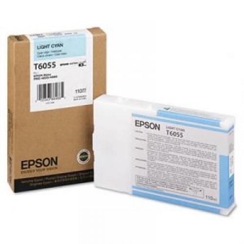 Картридж T605500 Epson Stylus Pro 4880 Light Cyan 110мл