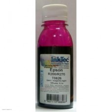 Чернила Epson R270, E0010 (InkTec) T0826, ML , 0,1л