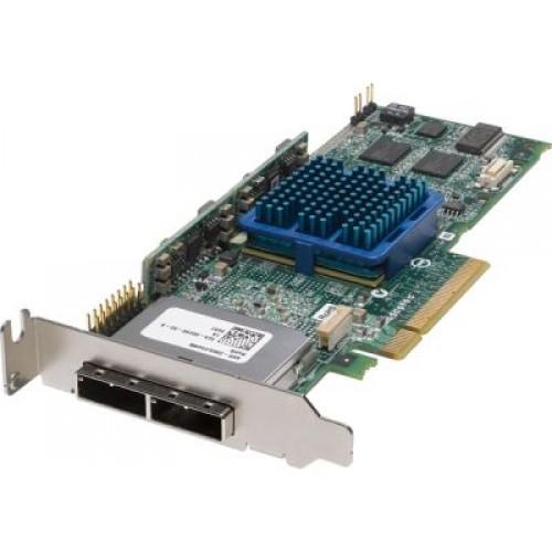 Контроллер PCI-E x8 3ware MegaRAID 9260-4i, 4-port SAS/SATA RAID0/1/5/6/10/50/60, 512Mb (ret)