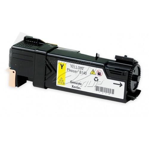 Тонер-картридж 106R01483  Xerox Phaser 6140 Yellow