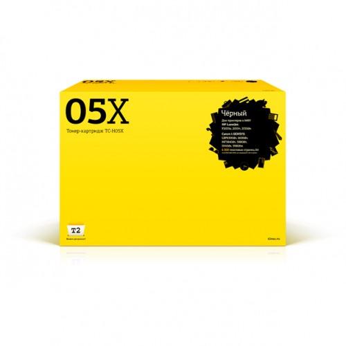 Картридж CE505X/719 для hp LJ P2055x/2055n/2055dn/i-SENSYS LBP6300/6650/MF5840/5880 (T2)