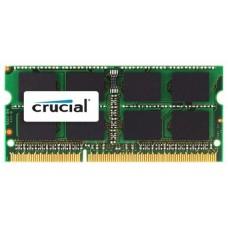 Модуль памяти SODIMM DDR3 SDRAM 4096 Mb Crucial CL11 1.35V