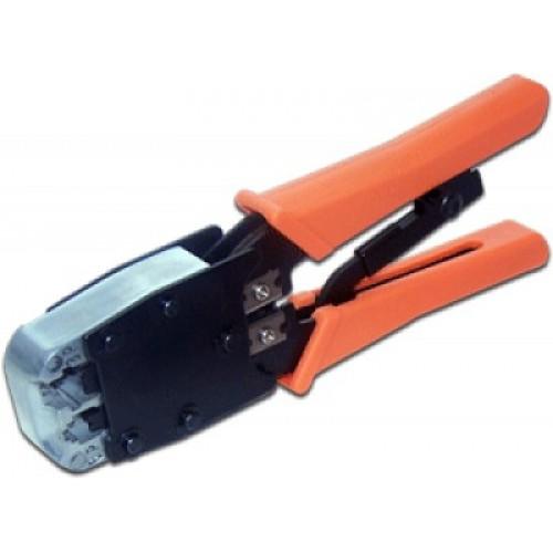 Клещи обжимные Lanmaster TWT-CRI-568R 6P 8P Ratchet type HT-500R (TWT-CRI-568R)