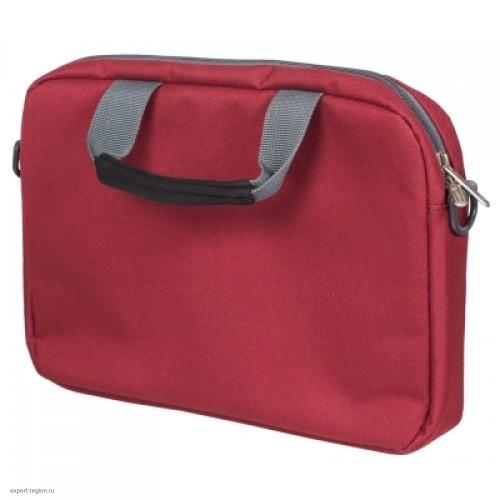 "Сумка для ноутбука Sumdex PON-308RD (10"") red, нейлон"