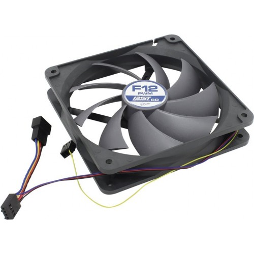 Вентилятор 120x120x25 Arctic Cooling F12 PWM PST CO