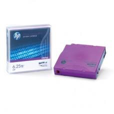 Картридж для стриммера НР LTO 6 Ultrium Data Cartridge, 6TB RW (C7976A)