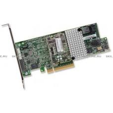 Контроллер LSI MegaRAID SAS 9361-8i SGL 8-port SAS/SATA 12Gb/s RAID 0/1/5/6/10/50/60, 1Gb, PCI-Ex8 (LSI00417)