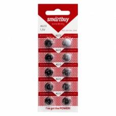 Батарейка Smartbuy AG13-10B, 1шт (SBBB-AG13-10B)