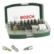 Набор бит Bosch 32 COLORED PROMOLINE
