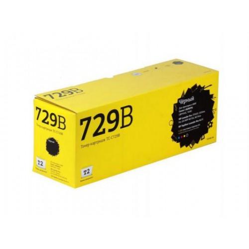Картридж Canon i-SENSYS LBP7010C/LBP7018C (Cactus Cartridge 729B) 1200 стр. Black