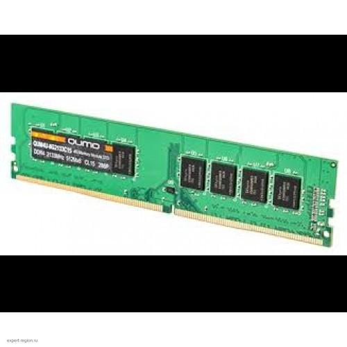 Модуль DIMM DDR4 SDRAM 8192Мb QUMO