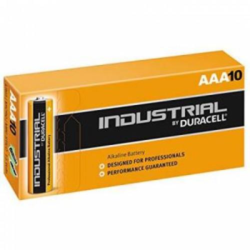 Батарейки алкалиновые Duracell Industrial LR6/10BL (AA)