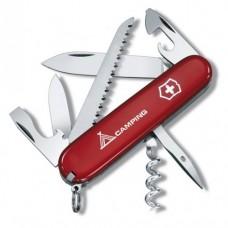 Нож перочинный Victorinox Camper (1.3613) 91мм 13функций красный карт.коробка