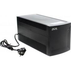 ИБП PowerCom Raptor RPT-2000AP 1200W 2000VA черный