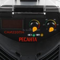 Сварочный аппарат инвенторный Ресанта САИ 220ПН