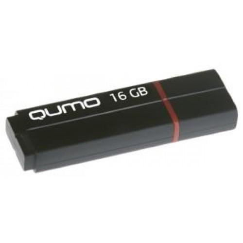 Накопитель USB 3.0 Flash Drive 16Gb QUMO Speedster, черный (QM16GUD3-SP-черный)