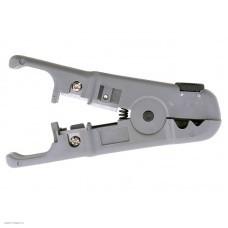 Нож для зачистки 5bites LY-501B, UTP/STP и тел.кабеля, регулировка лезвия (шайба)