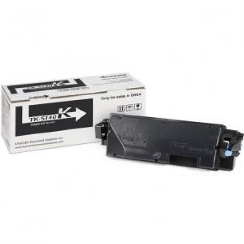 Тонер  TK-5140K Kyocera P6130cdn/M6x30cdn Black 7000 стр.