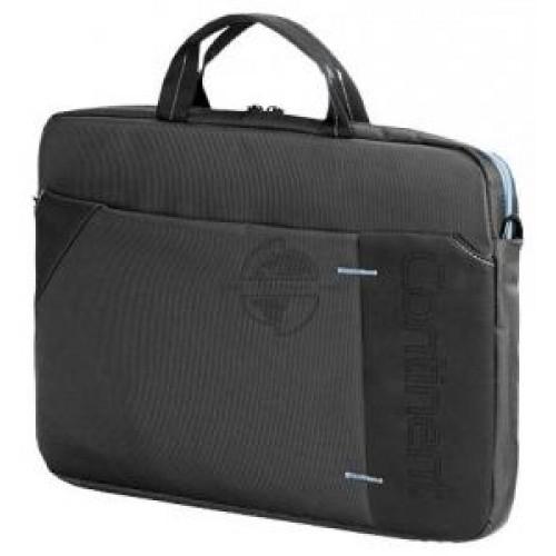 """Сумка для ноутбука Continent CC-205 GA (15"""") 40 x 30 x 6 см, нейлон"""