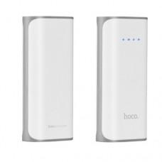 Портативный аккумулятор Hoco B21 Xiao Nai 5200 mAh (gray)