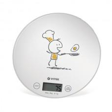 Весы кухонные Vitek VT-8018 W