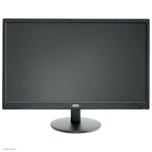 """Монитор TFT 23.6"""" AOC E2470Swh (/01) черный LED"""