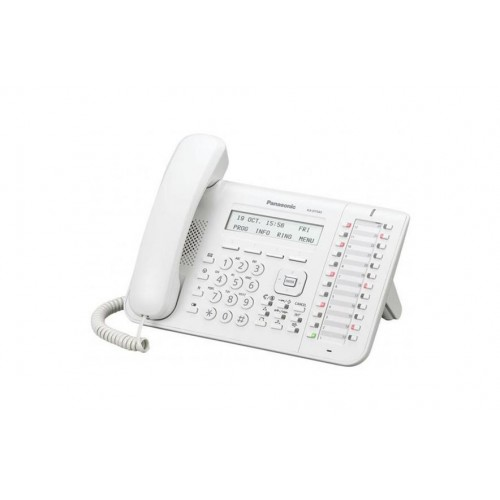 IP-телефон Panasonic KX-DT543RUB white