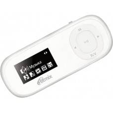 Плеер MP3 RITMIX RF-3410 4Gb white