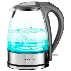 Чайник Polaris PWK-1719CGL, серебристый 1.7л. 2200Вт