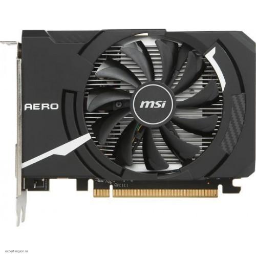 Видеокарта AMD Radeon RX 560 Aero ITX MSI (RX 560 AERO ITX 4G OC)