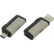 Накопитель USB 3.0 Flash Drive 32GB SanDisk Ultra Dual Drive