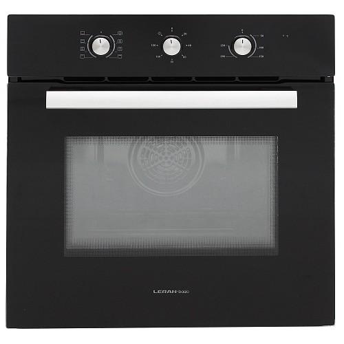 Встраиваемая духовка Leran BASIC EO 6070 BG чёрный