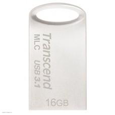 Накопитель USB 3.1 16Gb Transcend JetFlash 720S silver (TS16GJF720S)