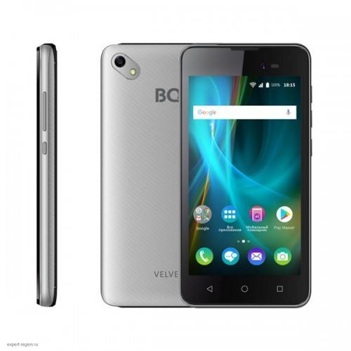 Смартфон BQ BQ-5035 серебристый