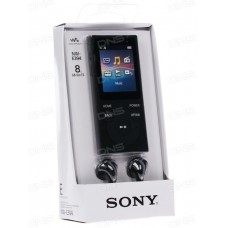 Плеер MP3 SONY NW-E394 8Gb black 1.77