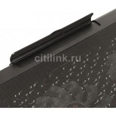 Охлаждающая подставка для ноутбука Buro BU-LCP170-B214 black 17