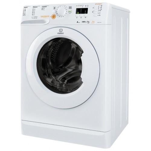 Стиральная машина Indesit XWDA 751680X W EU white (Фронтальная загрузка/7кг