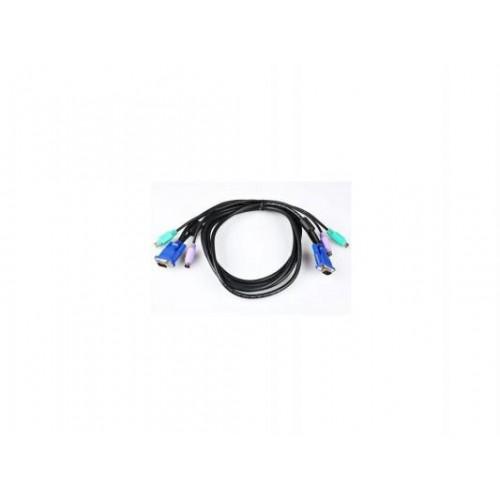 Комплект кабелей для KVM переключателей D-Link DKVM-CB3 (3м)