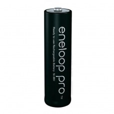 Аккумулятор Panasonic eneloop pro BK-3HCDE/4BE 2500 mAh AA BL4