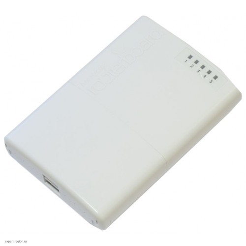 Маршрутизатор Mikrotik RB750P-PBR2 5x10/100Base-TX