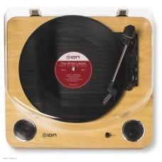 Проигрыватель винила ION Audio MAX LP частично автоматический орех