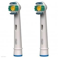 Сменные насадки для щётки Oral-B 3D White 2 шт (81317998)