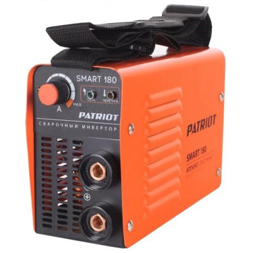 Сварочный аппарат инвенторный PATRIOT SMART 180