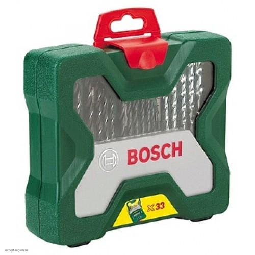 Набор инструментов Bosch X-Line 33 (2607019325)