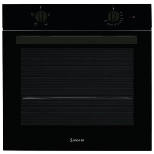 Встраиваемая духовка INDESIT IFW 6220 BL черный